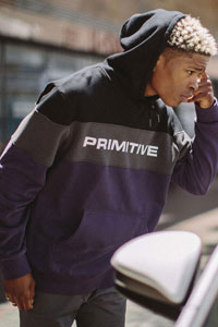 Primitive Apparel Hoodies