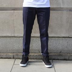 Dickies C182 Slim Fit Chino Trousers Dark Navy