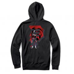 Primitive Naruto Kakuzu Hoodie Black