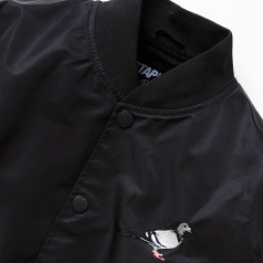 Staple Pigeon Pigeon Logo Bomber Jacket