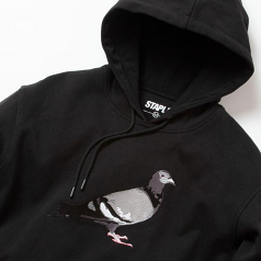 Staple Pigeon Pigeon Logo Tracksuit Black